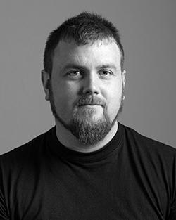 Johan Sjöstedt : Projektledare