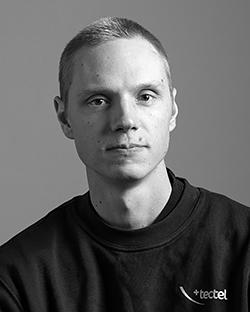 Mattias Stenman : Distributionselektriker
