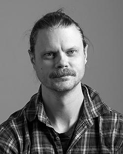 Petter Eriksson Edell : Distributionselektriker